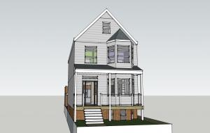 House Model Exterior