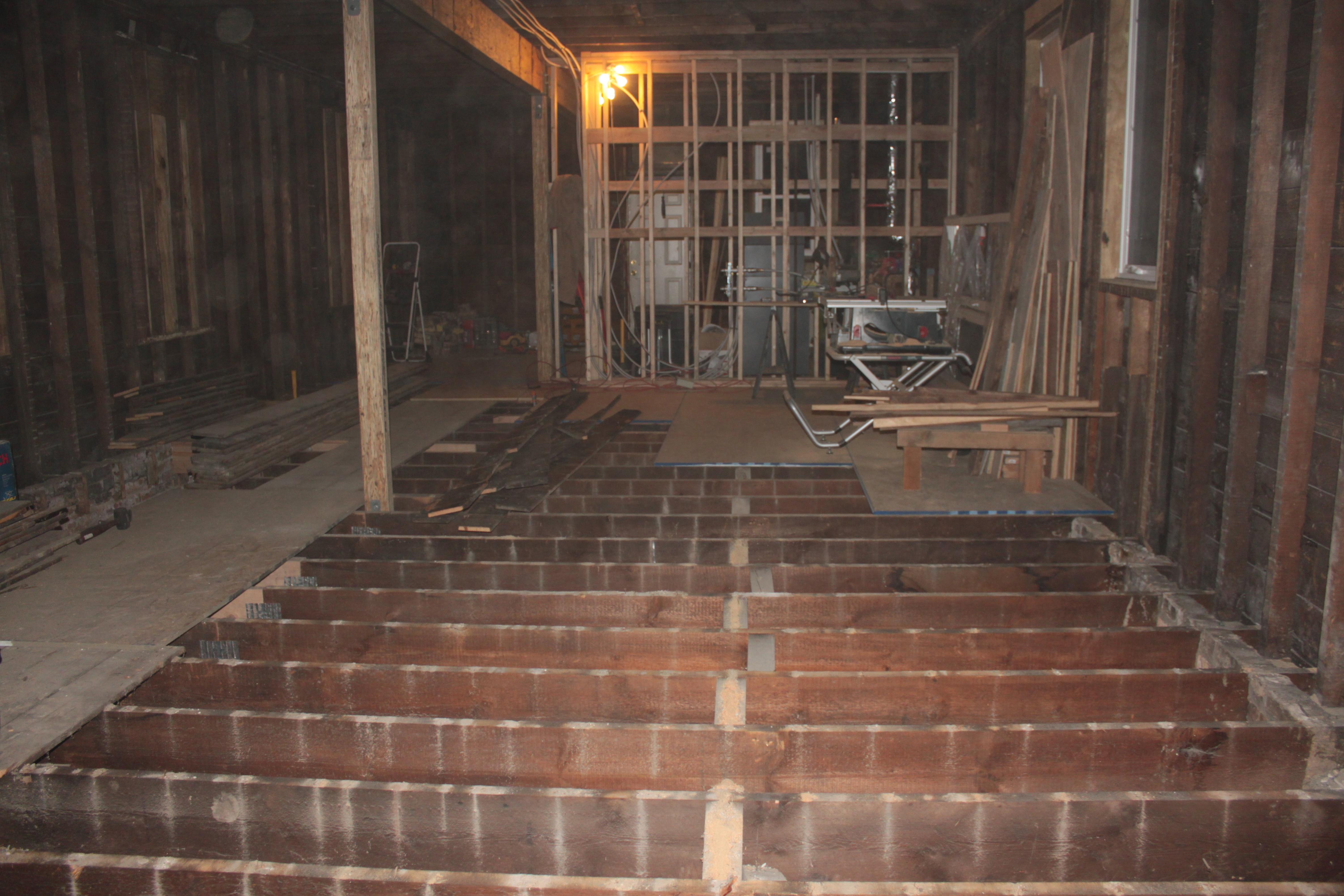 Leveling Floor Joists With Shims - Carpet Vidalondon