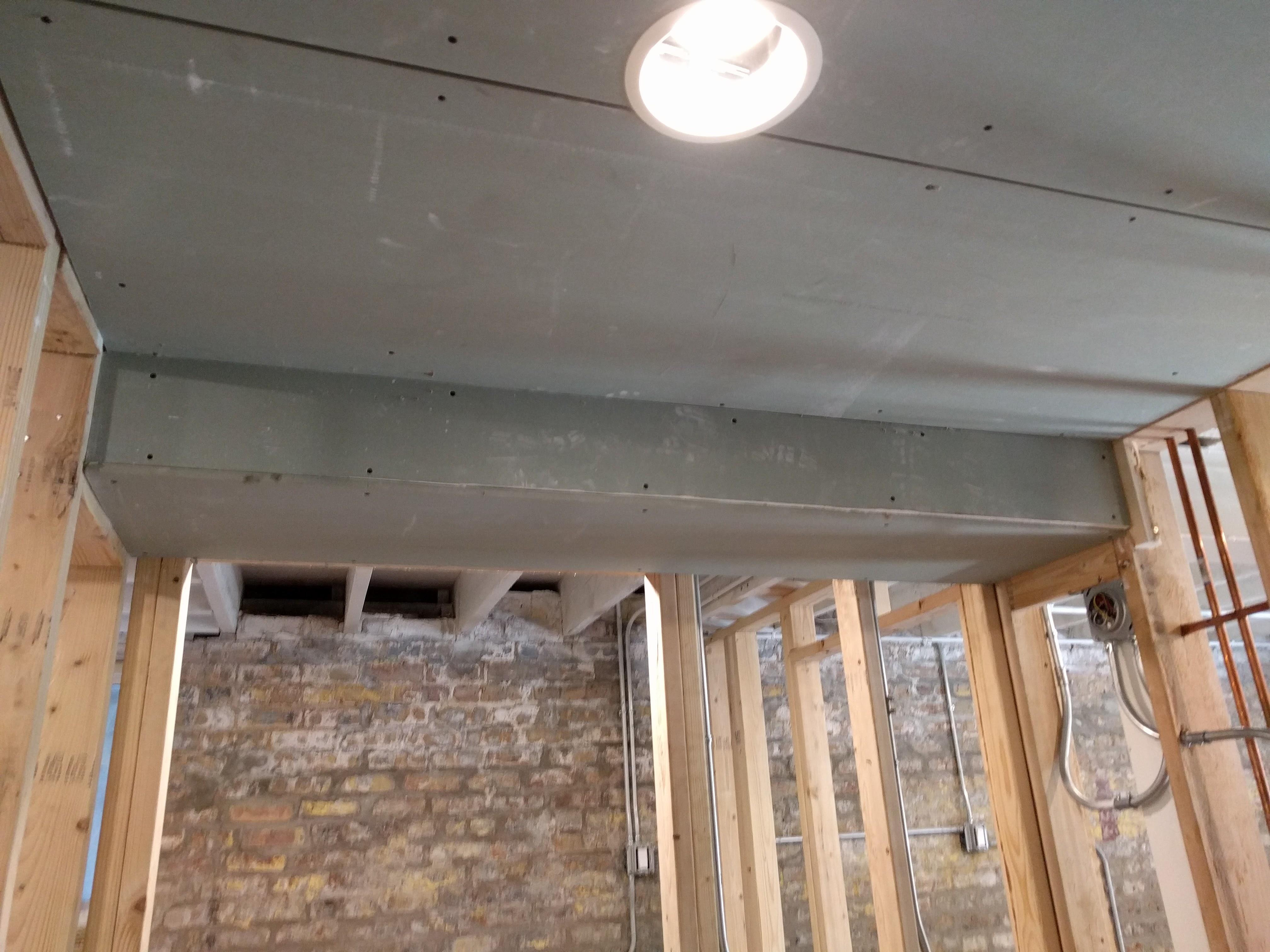 Bulkhead Drywall Two Flat Remade